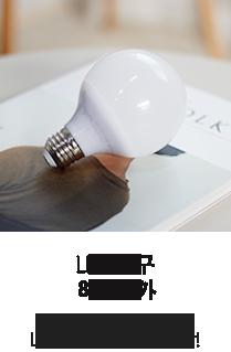 LED 전구 990원
